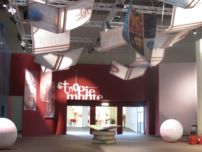 Salone del libro 2008, Lingua Madre