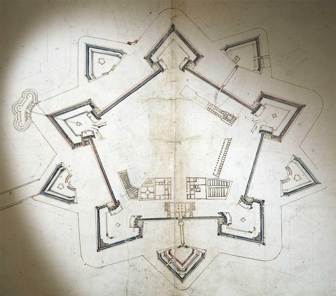 Area Archeologica del Rivellino degli Invalidi