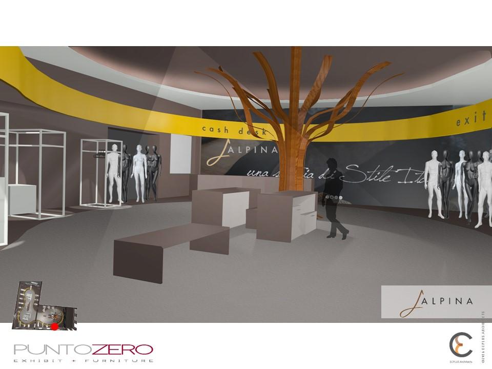 New Concept Store Alpina