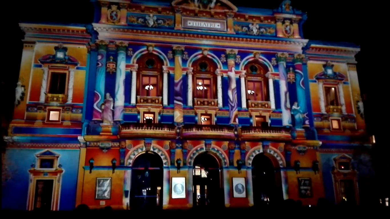 Fête des Lumières – Ville de Lyon 2017